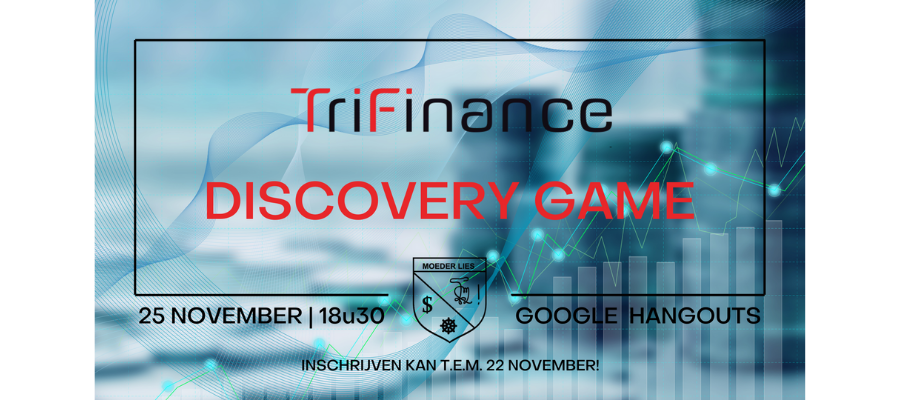 TriFinance discovery game